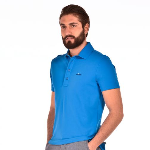 Polo Man ASOLA 56430 Blue Light Chervò