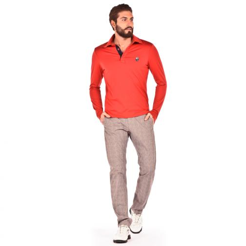 Polo Man AVILES 56425 Red Chervò