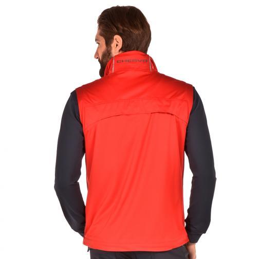 Vest Man ERCOLINO3 55145 Red Chervò