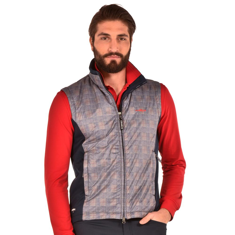 Escaping Man Vest