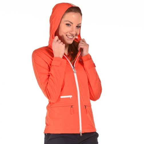 Jacke Damen MAGDALENA 56397 Orange Chervò