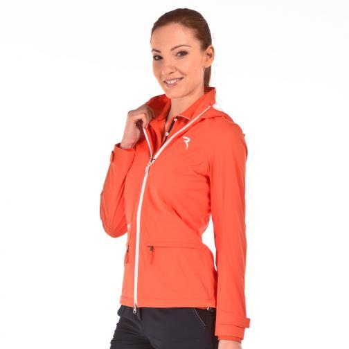 Jacket Woman MAGDALENA 56397 Orange Chervò