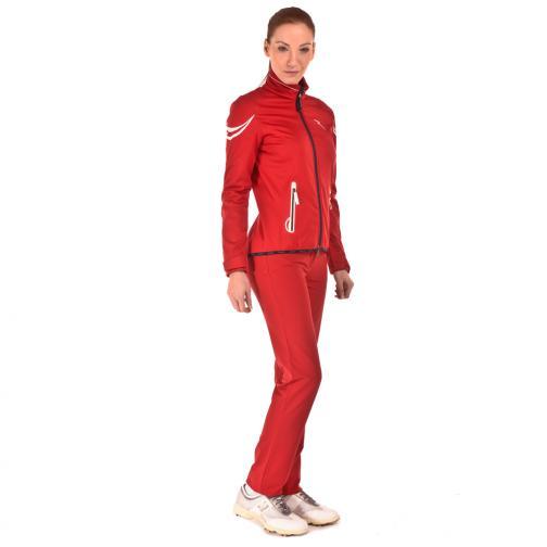 Jacket Woman MARISA 56243 Red Chervò