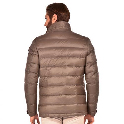 Jacket Man MORIGGIA 56322 Brown Light Chervò