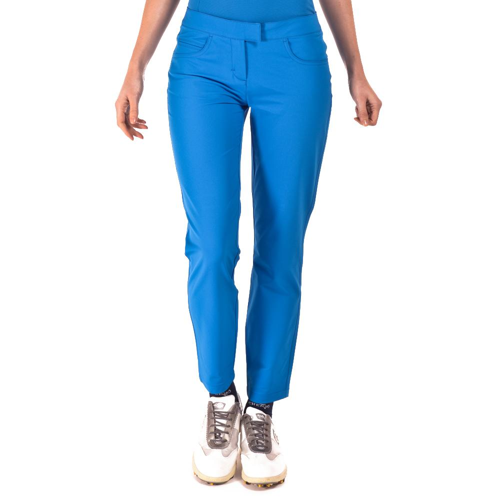 Satin Woman Trousers