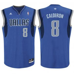 Adidas Unterhemd Replika Dallas Mavericks  Calderon 13/14
