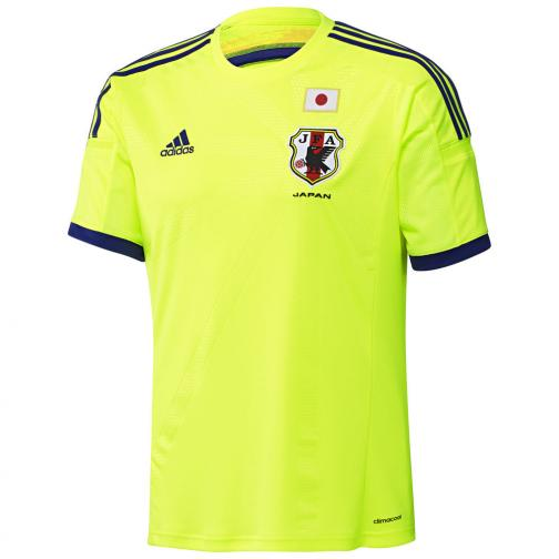 Adidas Maillot De Match Replica Japan   14/16 Bainco Blue