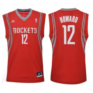 Adidas Canotta Replica Houston Rockets  Dwight Howard 13/14
