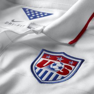 Nike Maglia Gara Home Stati Uniti   14/16