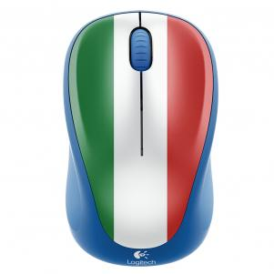 Logitech Mouse Wireless Mouse M235 Italy Unisex