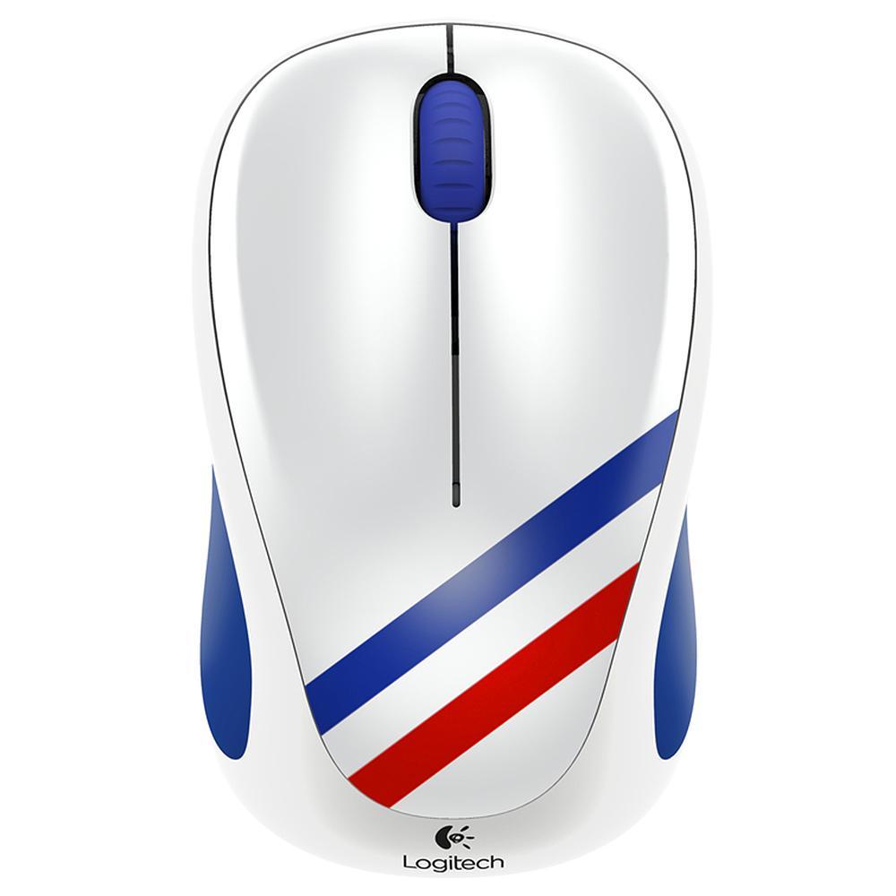 Logitech Mouse Wireless Mouse M235 Francia Unisex