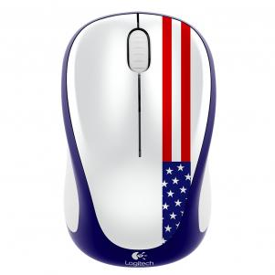 Logitech Mouse Wireless Mouse M235 Usa Unisex