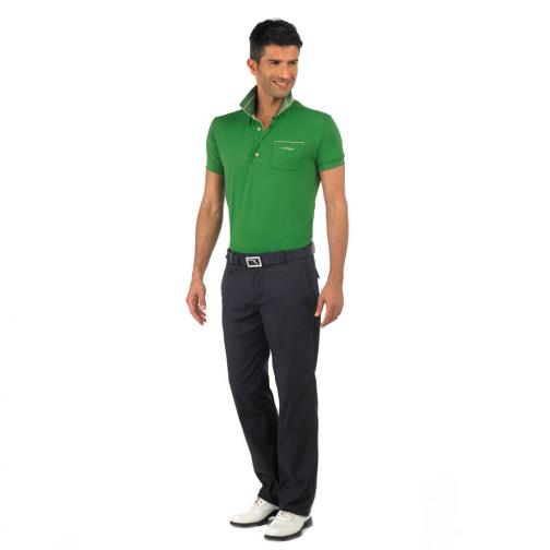 Polo Man AFTERY 56611 Green Elm Chervò