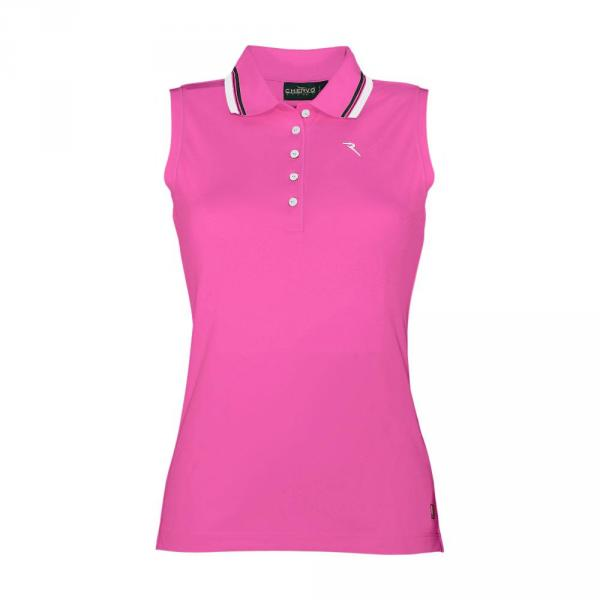 Polo Woman AIBANEW 56719 Fuchsia Shocking Chervò