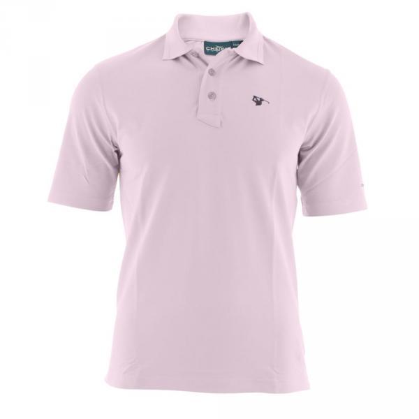 Polo Homme ANGONARA 53510 Pink Petal Chervò