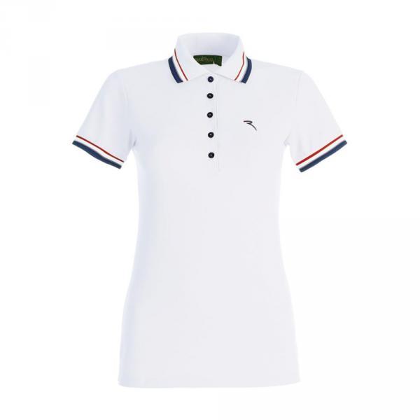 Polo Woman ANGUELANEW 56720 White Chervò