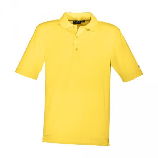 Polo Uomo + Bambino ARDARENEW 56570 Light yellow Broom Chervò