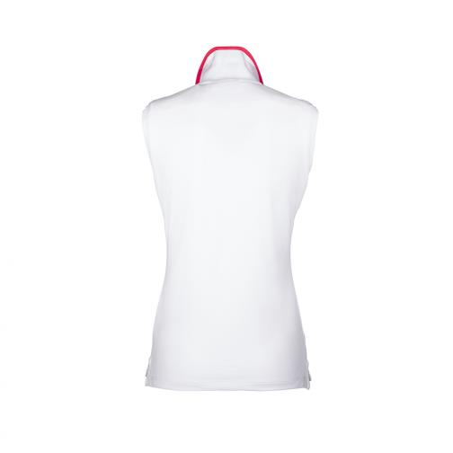 Polo Woman ARIGHT 56713 White Chervò