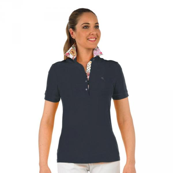 Polo Woman ARISE 56733 Blue Chervò