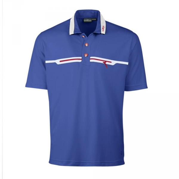 Polo Man ARRANT 56688 Bright Blue Chervò