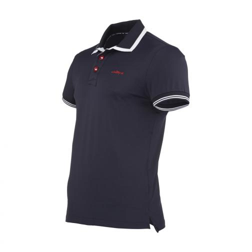 Polo Homme ATTIC 56604 Blue Chervò