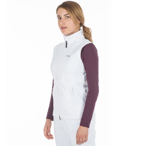 Vest Woman EPOS 56508 White Chervò