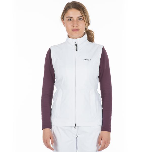Gilet Femme EPOS 56508 White Chervò