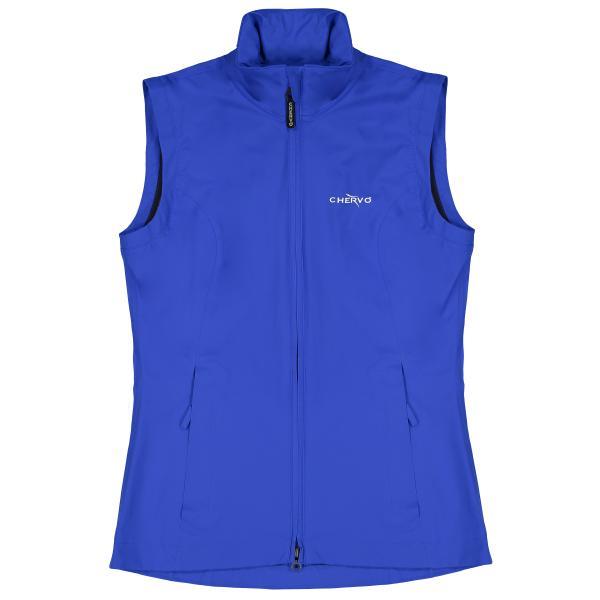 Vest Woman EPOS 56508 Bright Blue Chervò