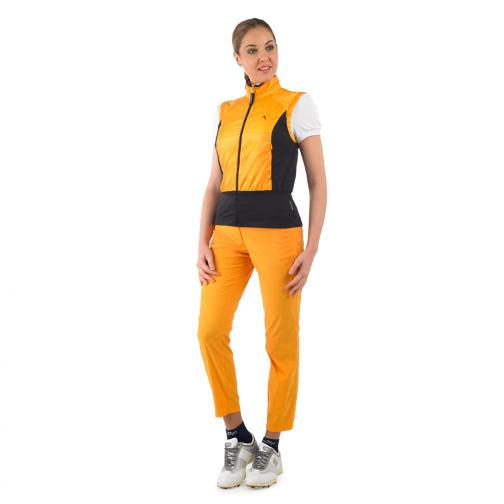 Vest Woman ETCHER 56592 Dark Yellow Gipsy Chervò