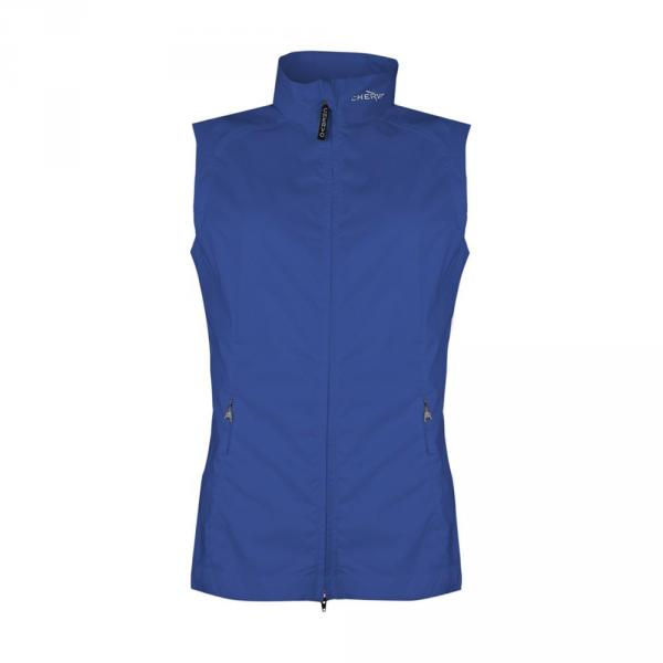Vest Woman EXPERT 56510 Bright Blue Chervò