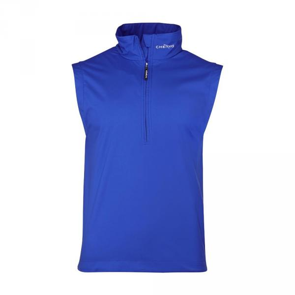 Vest Man EXTRA 56498 Bright Blue Chervò