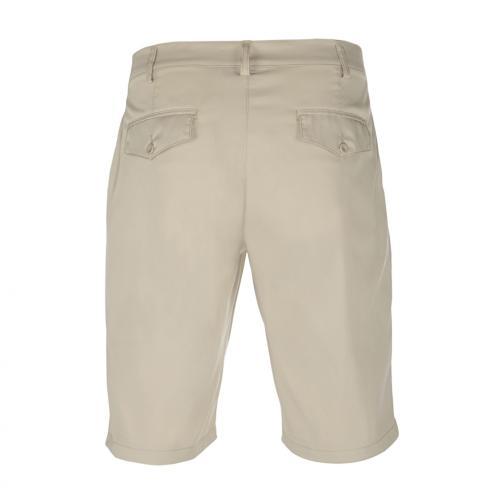 Shorts Man GRIGOLLO 56506 Beige Canvas Chervò
