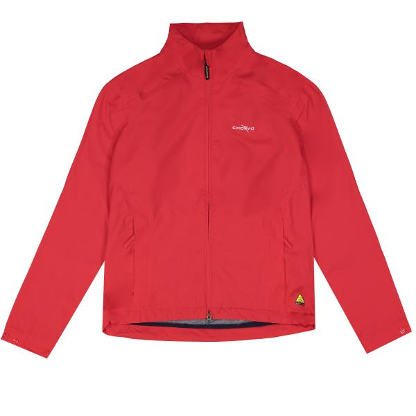 Jacke Herren MANNER 56495 Vulcan Red Chervò
