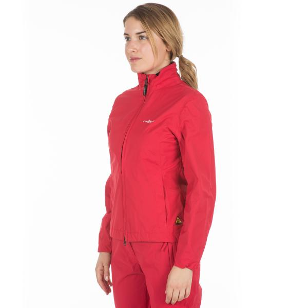 Jacket Woman MISSY 56507 Vulcan Red Chervò