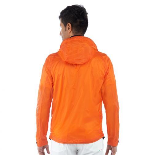 Giacca Uomo MONGER 56588 Arancione Fluo Chervò