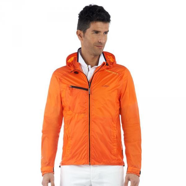 Veste Homme MONGER 56588 Orange Fluo Chervò