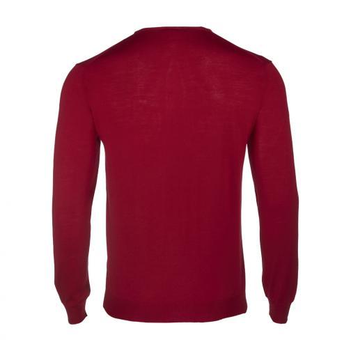 Pullover Herren NEVRA 55831 Vulcan Red Chervò