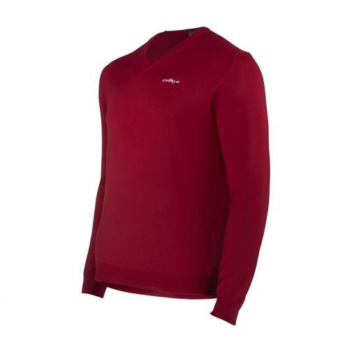 Sweater Man NEVRA 55831 Vulcan Red Chervò