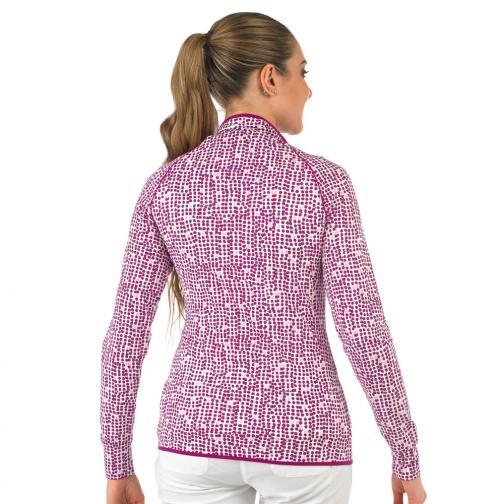 Sweatshirt Damen PRINK 56658 Fuchsia, Pink Chervò