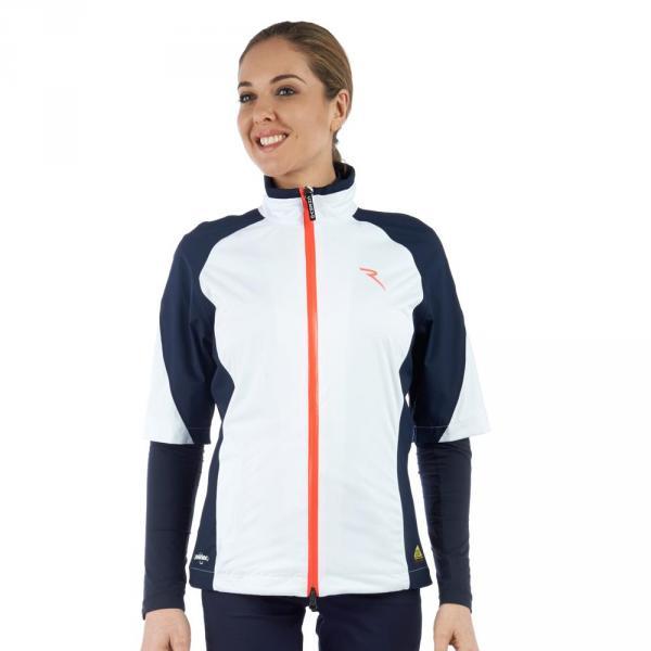 Jacket Woman ROCHESTER 56549 Blue, White Chervò