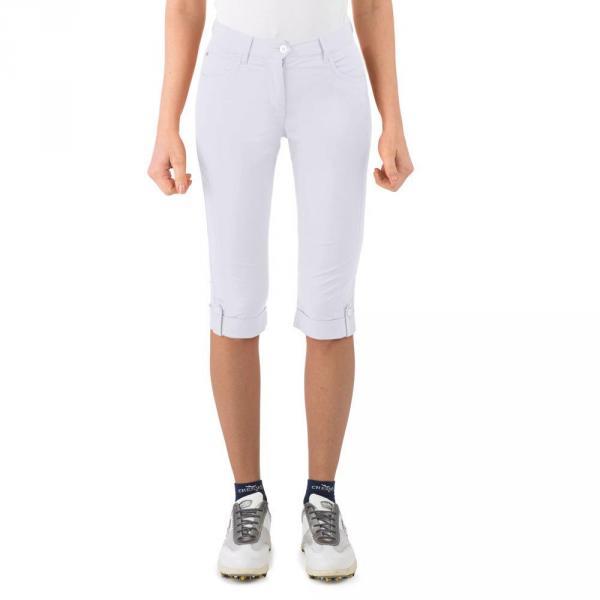 Pantalon Femme SCAVY 56808 White Chervò