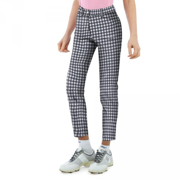 Pantalone Donna SECTION 56659 Blu, Bianco Chervò