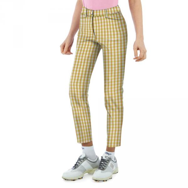 Pantalone Donna SECTION 56659 Giallo Chervò