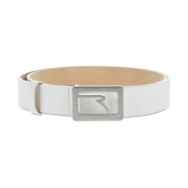 Belt  UBUCKLE 56488 White Chervò