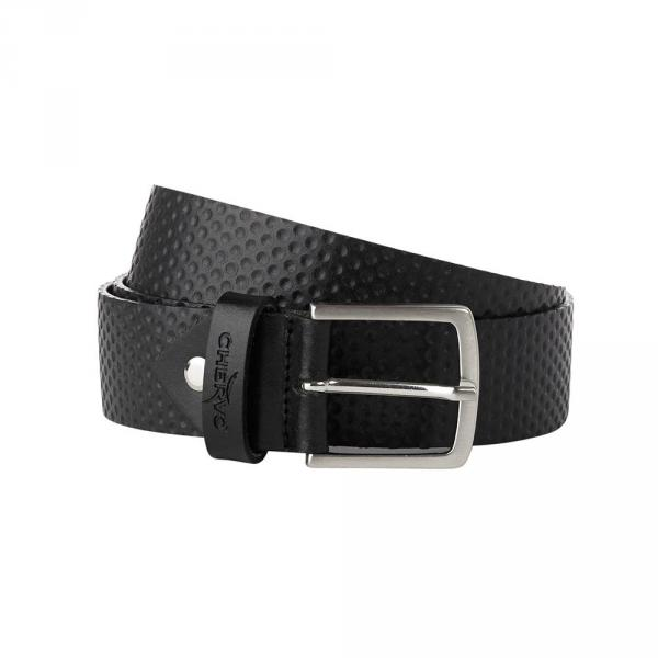 Belt Man UTEXTURE 56799 Black Chervò