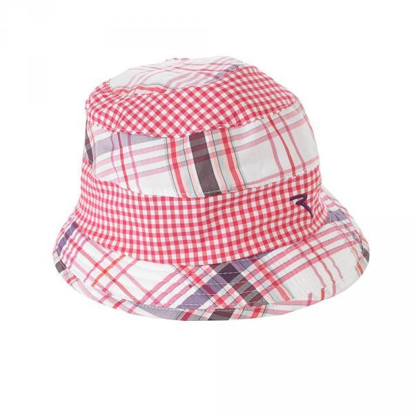 Hat Woman WIZZY 56797 Violet, Red Tartan Chervò