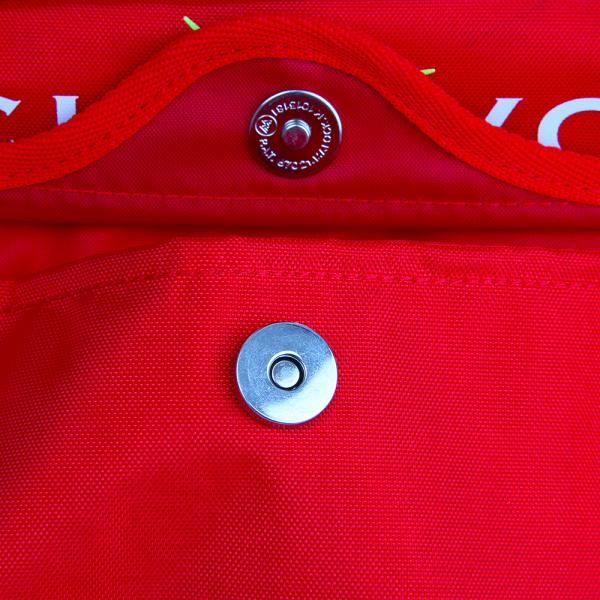 Tasche Damen USMALL 56775 Vulcan Red Chervò