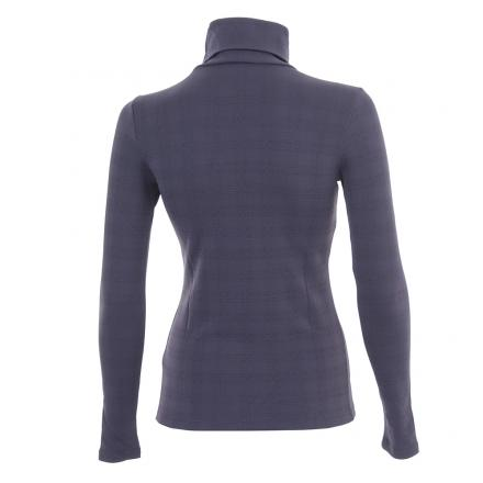 Turtleneck Woman TIRCIO 55773 BLUE NAVY Chervò
