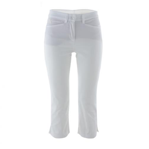 Pant Woman SHARAPOVA C37BJ WHITE Chervò