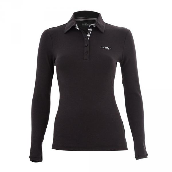 Poloshirt Damen ARISA 55790 BLACK Chervò